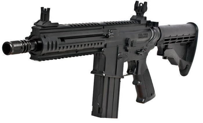 Rifles Deportivos de Acción, Steel Force, Steel Strike, H&K